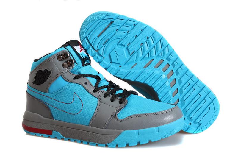 3560c2bdb0595b ... italy cheap air jordan 1 trek blue grey red shoes 10963 08562